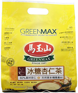 Greenmax - Apricot Kernel (Almond) Tea Bag 420g (14pc)