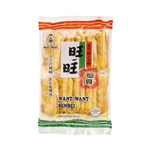 Want Want - Senbei Rice Cracker 56g