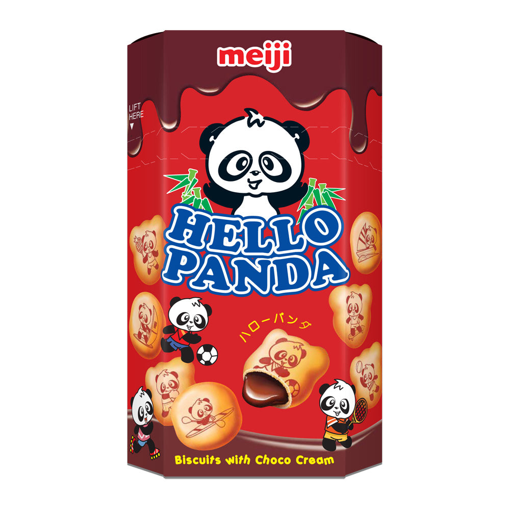 Hello Panda Biscuits 50g