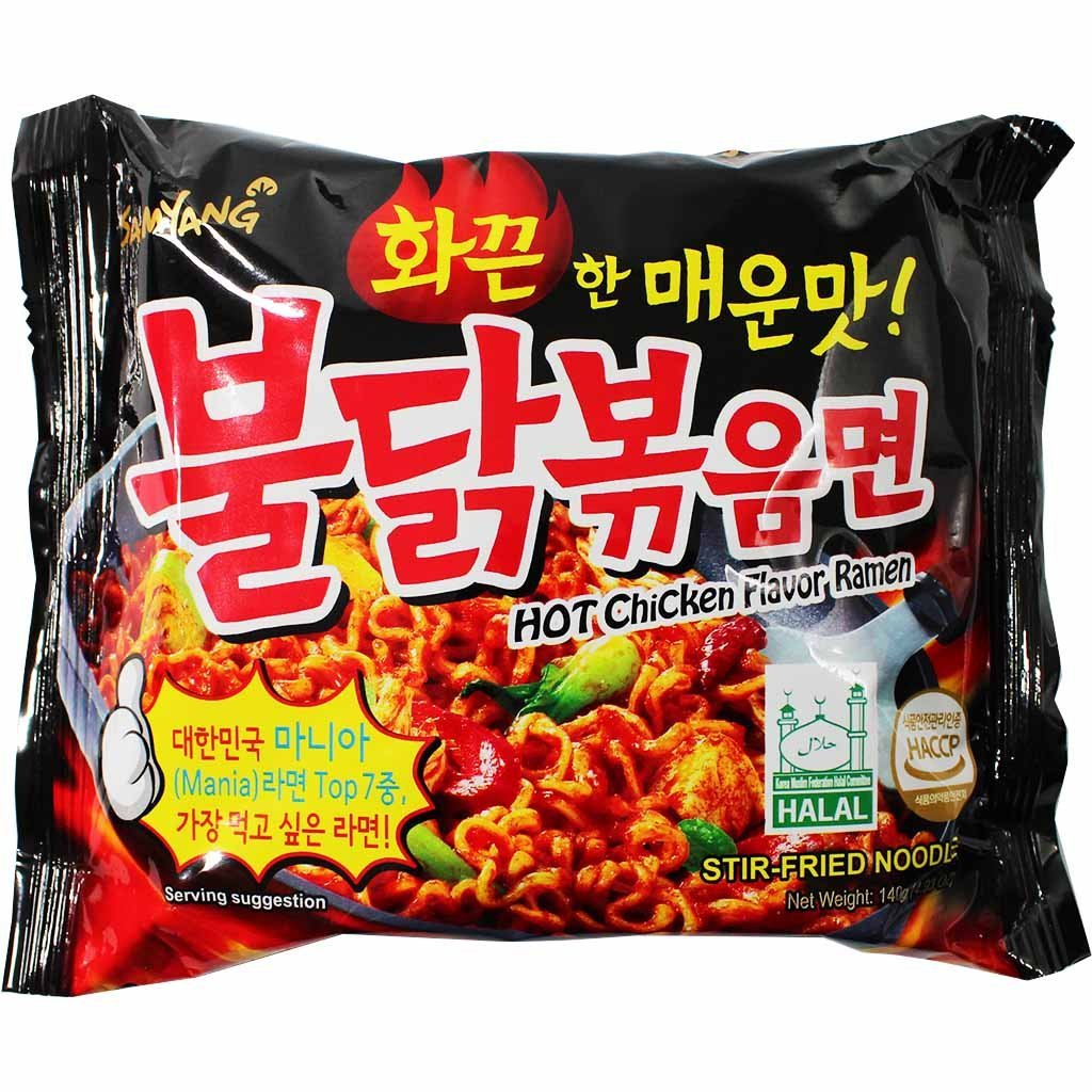Samyang Hot Chicken Ramen