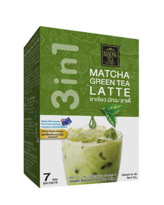 RANONG MATCHA GREEN TEA LATTE MIX 7x23g