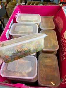 Donation for the William Church Council Estate Children in need ( Hot food bento)