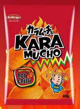 Load image into Gallery viewer, KOIKEYA Karamucho Potato Snack 60g