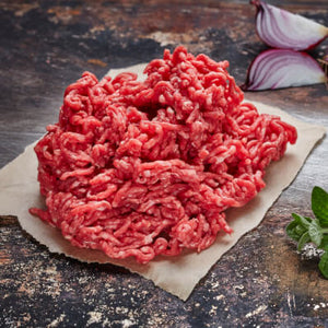 Mince beef 500g