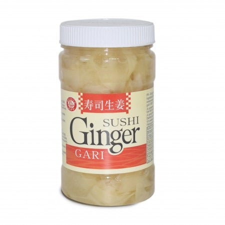 WAGAYA Sushi Ginger White In Jar 340g