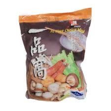 FC Mixed fish ball 500g