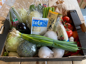 Oriental Fruit and Veg Box (local delivery only)