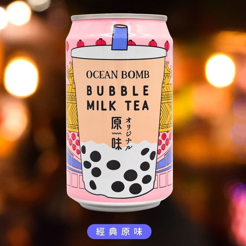 OCEAN BOMB Bubble Milk Tea 315g