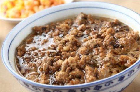 Frozen Ho-ja Stewed Pork Mince (1 portion)