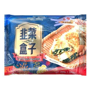 HR Fried Chives Pocket/ Chives Pie / Chines dumplings 390g