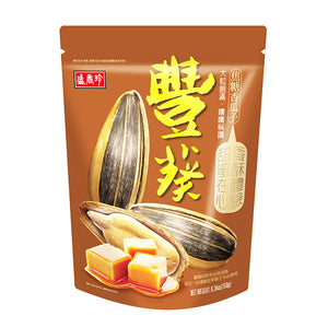 TF - Sunflower Seeds Caramel 150g