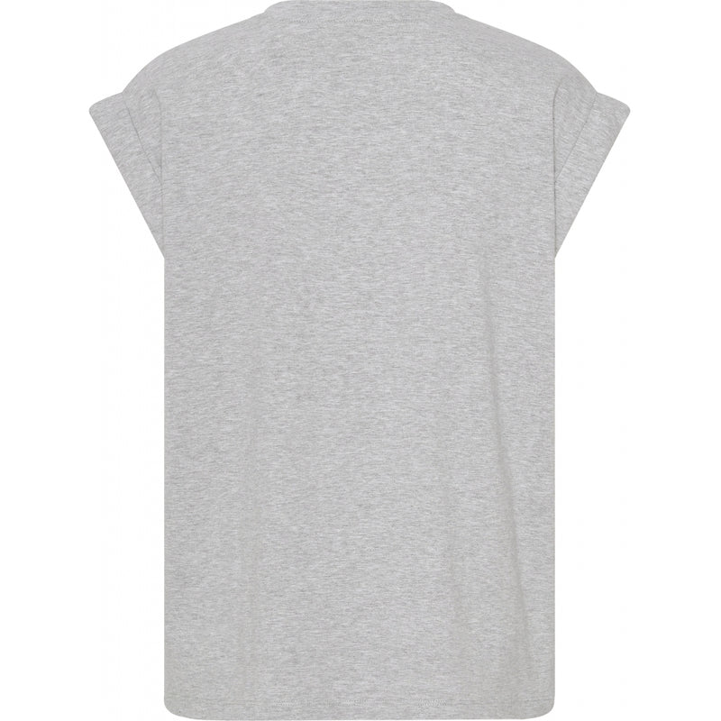 Porter T-Shirt X - Light Grey Melange