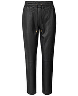 Taz Leather Pants - Noir