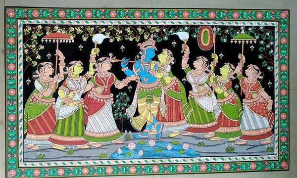 Patachitra Paintings