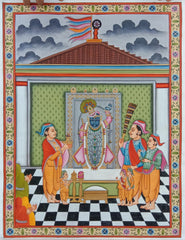 Pichwai & Shrinathji Paintings - Click for variety