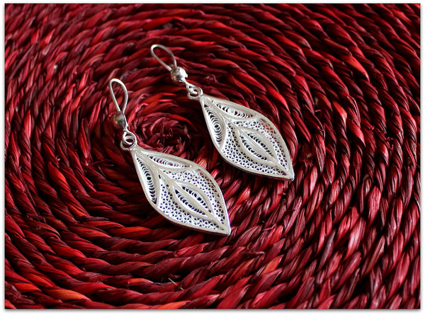 Leaf Earrings - Click for variety