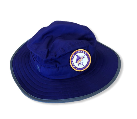 Marlin Circle Patch Hat 810 Sun Brim