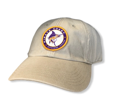 Marlin Circle Patch Hat 320