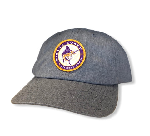 Marlin Circle Patch Hat 252