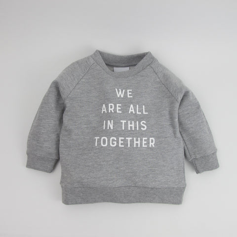 Kinder-Sweatshirt TOGETHER