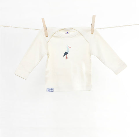 New Born Organic Shirt Filibert