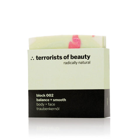 Blockseife 002 von TERRORISTS OF BEAUTY