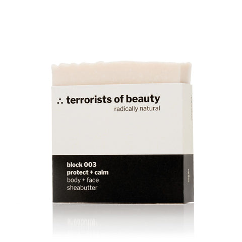 Blockseife 003 von TERRORISTS OF BEAUTY