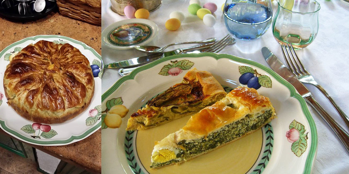 How to Make Traditional Italian Easter Pie: La Torta Pasqualina