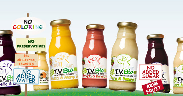 TVB Fruit Smoothies