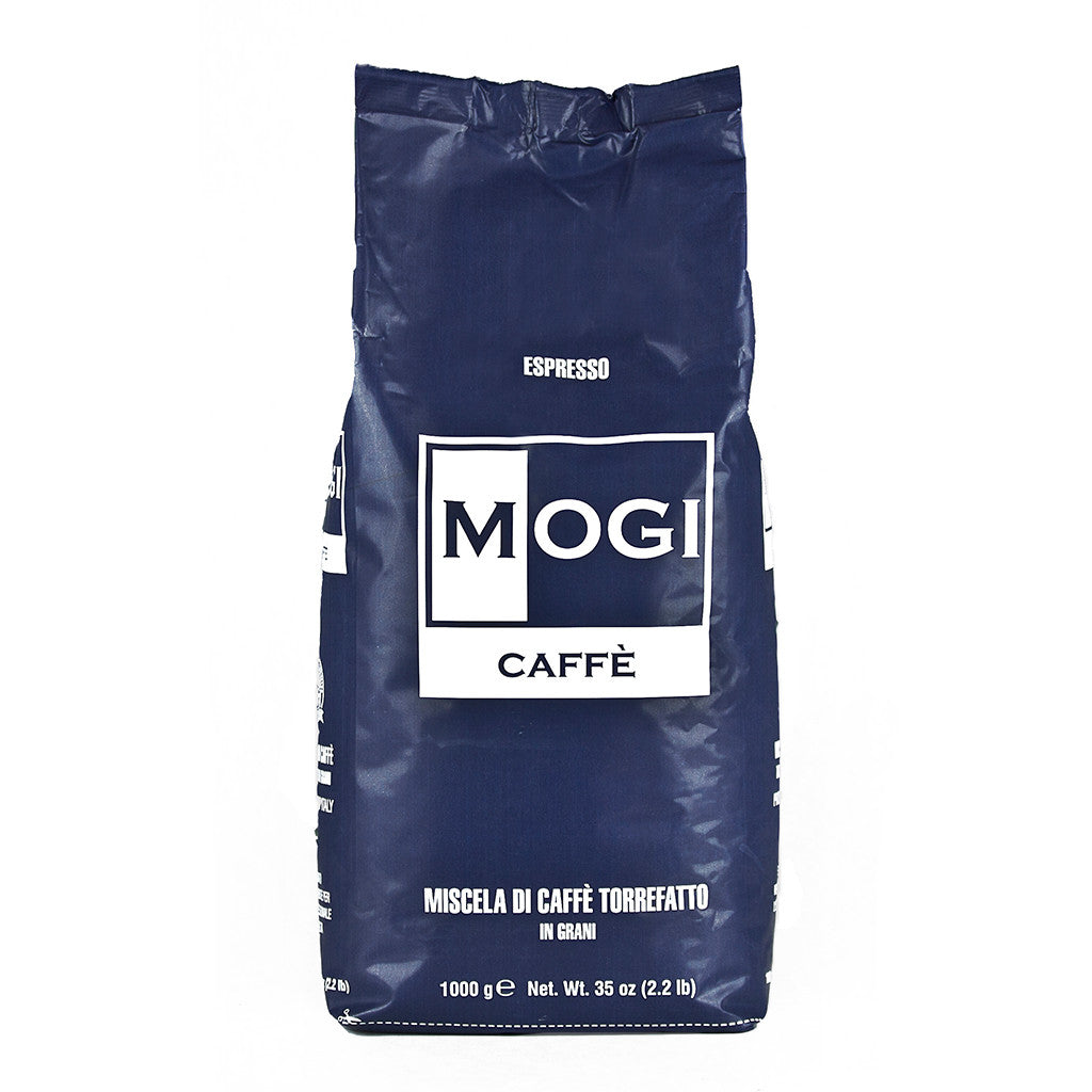 Blue Coffee Beans 1kg by MOGI