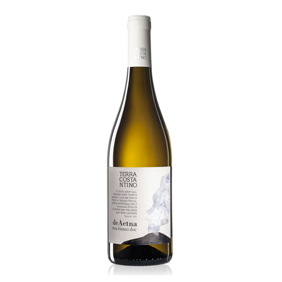 DeAetna Bianco DOC 2016 (Organic) 750ml by Terra Costantino