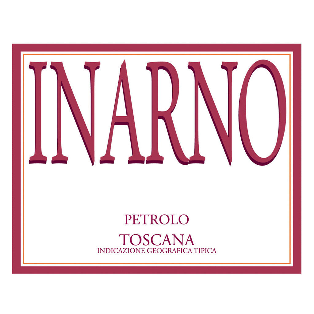 Petrolo Inarno IGT Label