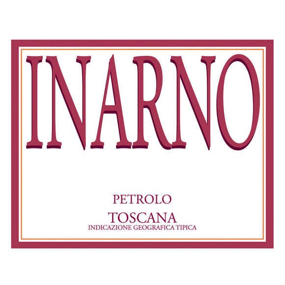 Inarno Sangiovese IGT by Petrolo