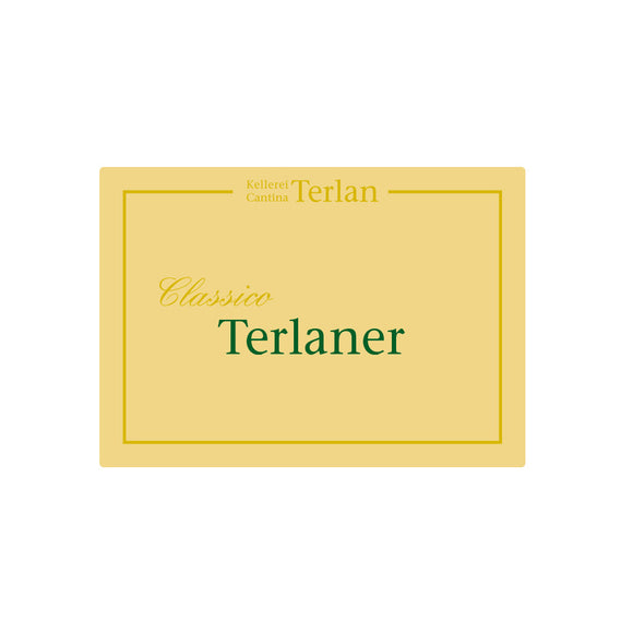 """Terlaner"" DOC 2013 750ml by Cantina Terlano"
