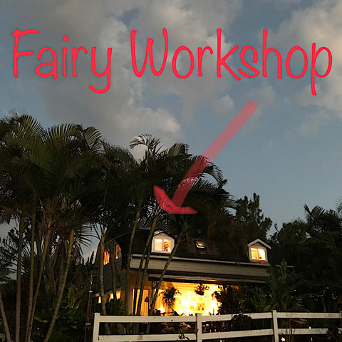 Unicorn Square Fairy Workshop