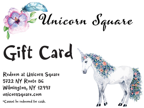 Unicorn Square Gift Card