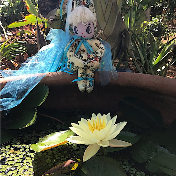 The Hope Fairy ~ Emotional Support Fairy of Unicorn Square - Unicorn Square