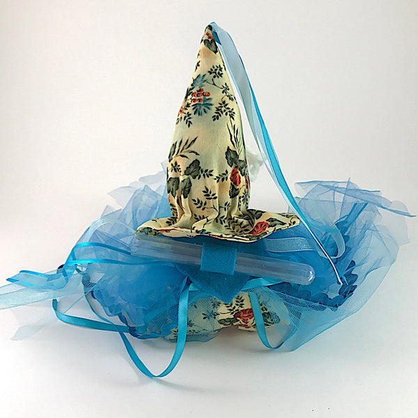 unicornsquare - Blue Vintage Heirloom Fairy - Fairy