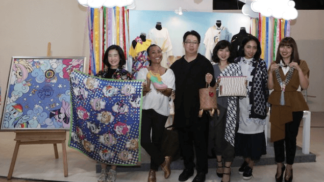 Eight Indonesian designers collaborate on My Little Pony collection