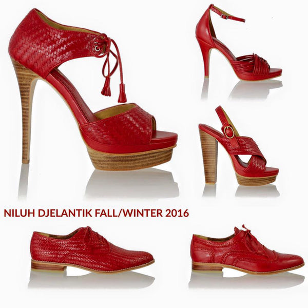 Press Release - Niluh Djelantik to presents its Fall/Winter 2016/2017 Collection in Peru Moda 2016