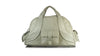 leather shoes Weekender Leather bag Ivory L, bag , NILUH DJELANTIK - 1