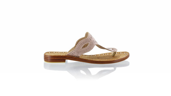 Leather-shoes-Africa 20mm Flat - Soft Pink BKK-sandals flat-NILUH DJELANTIK-NILUH DJELANTIK