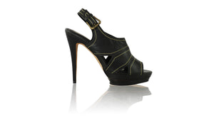 Leather-shoes-Anastasia PF 138mm SH - Black-sandals higheel-NILUH DJELANTIK-NILUH DJELANTIK