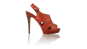 Leather-shoes-Anastasia PF 138mm SH - Red-sandals higheel-NILUH DJELANTIK-NILUH DJELANTIK