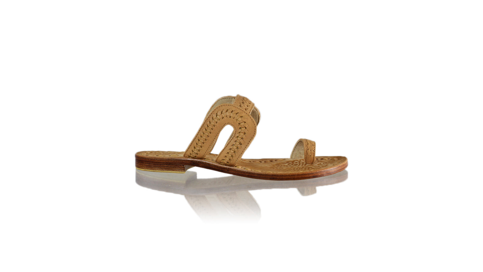 Leather-shoes-Andy 20mm Flat - Nude-sandals flat-NILUH DJELANTIK-NILUH DJELANTIK