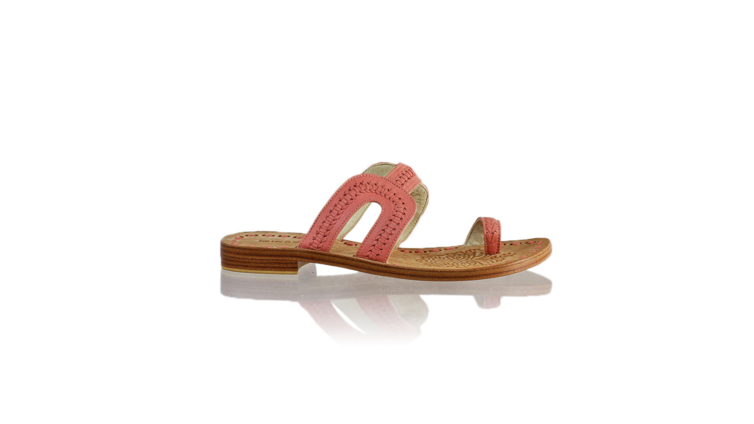 Leather-shoes-Andy 20mm Flat - Salmon Pink-sandals flat-NILUH DJELANTIK-NILUH DJELANTIK