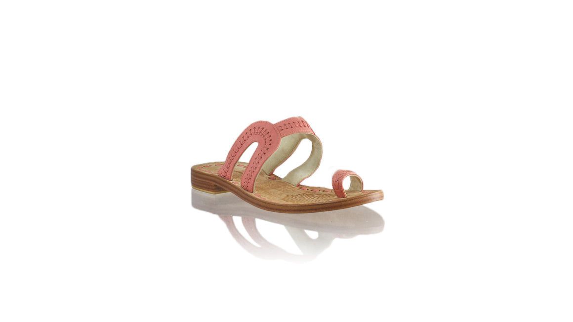 Leather-shoes-Andy Flats 20mm - Salmon Pink-sandals flat-NILUH DJELANTIK-NILUH DJELANTIK