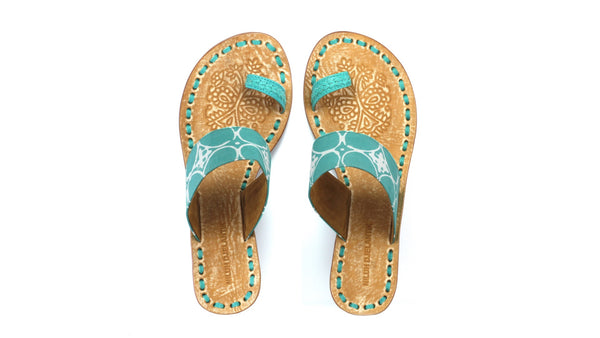 Leather-shoes-Arini 35mm Wedge - Tosca Batik Motif Ceplokan-sandals wedges-NILUH DJELANTIK-NILUH DJELANTIK