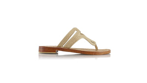 Leather-shoes-Arrah Sulam Without Strap 20mm - All Nude-sandals flat-NILUH DJELANTIK-NILUH DJELANTIK