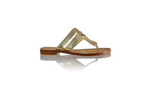 Leather-shoes-Arrah Without Strap 20mm - Gold-sandals higheel-NILUH DJELANTIK-NILUH DJELANTIK